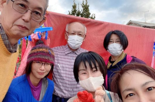 日本茜染色講習会【2020.12.04】