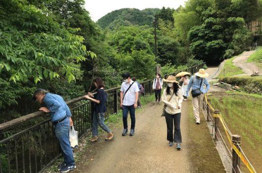 岸和田茜街道散策ツアー【2021.06.21】